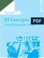 Concepto de La Protección Social