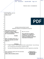 Omni Innovations LLC et al v. BMG Music Publishing NA Inc et al - Document No. 21
