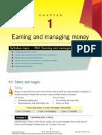 Earning Money HSC