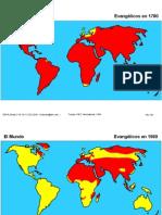 Porcentajes Poblacion Religiosa