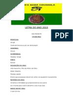 LETRA DO ANO 2015 (1)