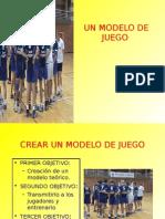 Dirección de equipo. Modelo de juego.Tema11.ppt