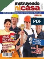 Manual Para Construccion de Una Casa