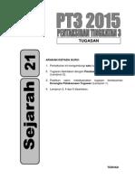 Rubrik Penskoran Pt3 Sejarah