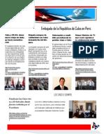 Boletín Cuba de Verdad Nº 104-2015