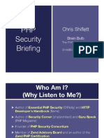15579186 Php Security Briefing