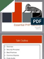 49974950 Shiflett Chris Essential Php Security