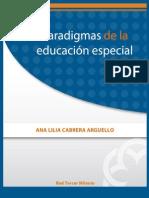 Paradigmas de Educacion Especial