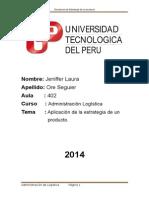 DECISIONES DE ESTRATEGIA DE UN PRODUCTO 1 TAREA PARA MECADOTECNIA 9CICLO.docx