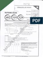 s3 Labmanual Hydraulics Lab Manual-402,319,302