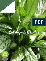 Catalago de Plantas 1