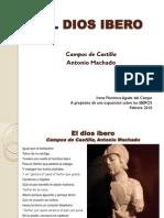 El Dios Ibero-Antonio Machado