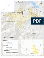 Laguna Mountain Rec Map