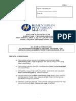 Instrumen Pemantauan KCJ BPI Jun 2015