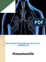pneumoniile radiologie