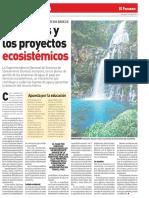 La Sunass y los proyectos ecosistémicos
