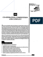 L-10 Co-operation Competition and Conflict