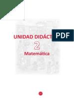 Documentos Primaria Sesiones Unidad02 Matematica SegundoGrado UNIDAD2 UNIDAD DIDACTICA MATEMÁTICA SEGUNDO GRADO