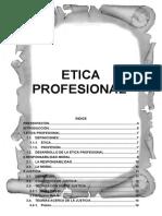 Etica Profesional.