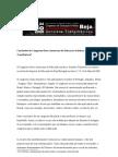 Conclusões do Congresso Ibero Americano de Educação Artística