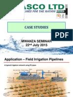 6. Case Studies by Plasco Ltd - Mwanza Presentations