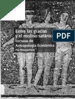 Entre las gracias y el molino satánico. Paz Moreno Feliú (reducido)