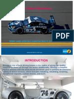 Racing Car Suspension Items