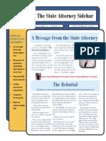 SAO Newsletter Issue 1 Sept. 2013
