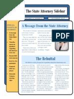 SAO Newsletter Issue 3 Oct. 2013