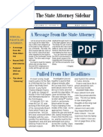 SAO Newsletter Vol 2 Issue 5 May 2014