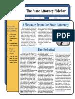 SAO Newsletter Vol 2 Issue 6 Jun. 2014