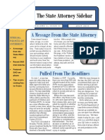SAO Newsletter Vol 2 Issue 8 July 2014