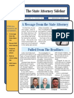 SAO Newsletter Vol 2 Issue 10 Aug. 2014