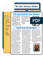 SAO Newsletter Vol. 2 Issue 15 Dec. 2014