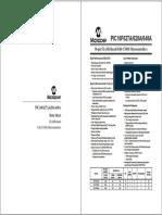 Datos Pic 16f628A
