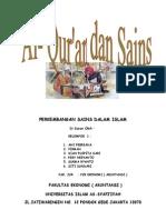 Makalah Al'Qur'an Dan Sains