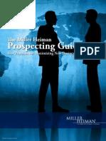 Prospectingguide 0109millerheiman 100506085102 Phpapp02