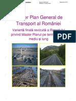 Master Plan de Transport