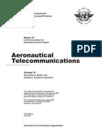 Annex 10_v4_Aeronautical Telecommunications Surveillance Rad