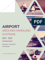 Airport Ground Handling Systems Passenger and Cargo Industry Analysis and Market Forecast 2014 2019