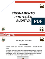 TREINAMENTO PROTEÇÃO AUDITIVA.ppt