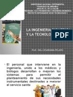 La Ingenieria Biomedica y La Tecnologia Medica 2015 Adi