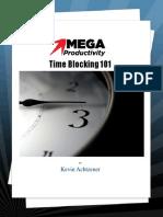 Time Blocking101