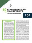 EU Differentiation - ECFR Report