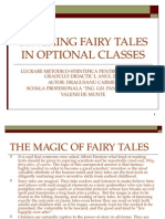 Teaching Fairy Tales in Optional Classes