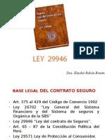 comentarios a la LEY 29946