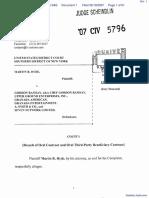 Hyde v. Ramsay et al - Document No. 1