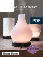 Scentsy Fall Winter 2015 Catalog GrabScents.com