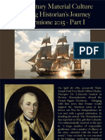 Naval - Living History - The Hermione Part I