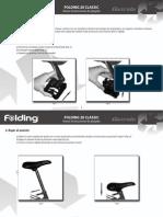 Folding Classic - Manual de Plegado